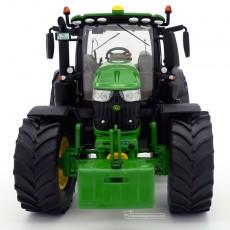 Tractor John Deere 6250R - Miniatura 1:32 - Wiking 077836 frontal