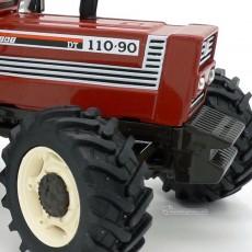 Tractor FIAT 110-90 - Miniatura 1:32- Replicagri REP020 detalle contrapeso