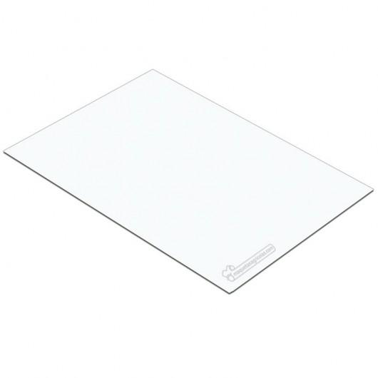 Plancha lisa de estireno 194 x 320 mm - Elige el grueso que quieras - Artisan 2601