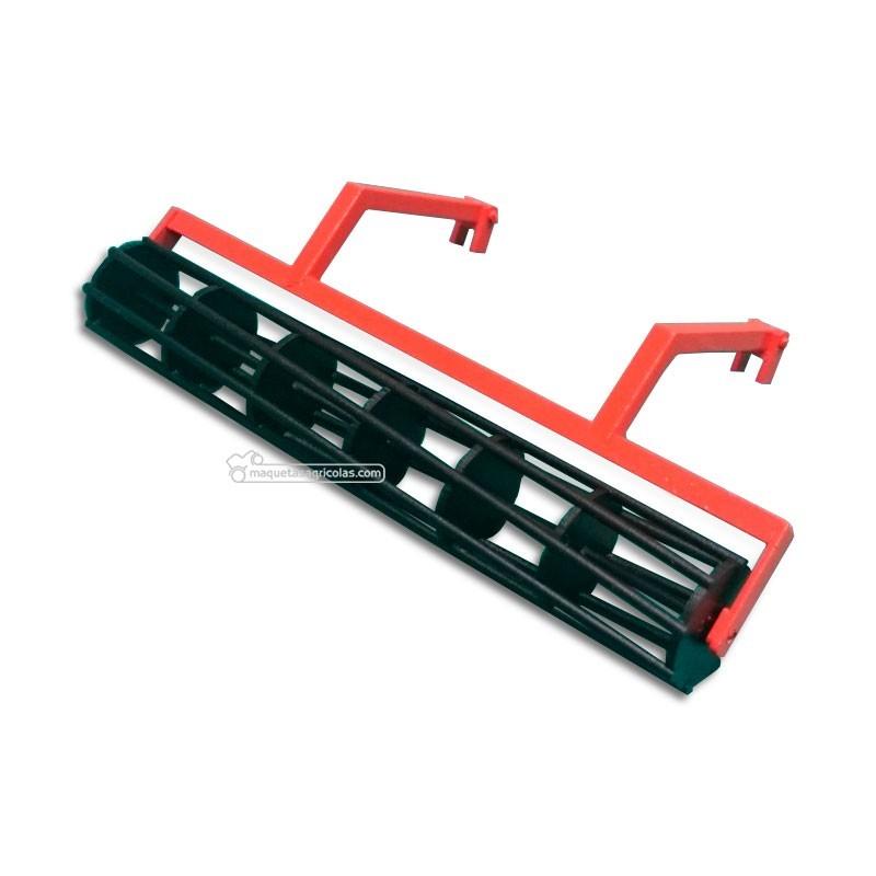 Kit rodillo de jaula completo de 3m - Miniaturas 1:32 para montar - Artisan 01413