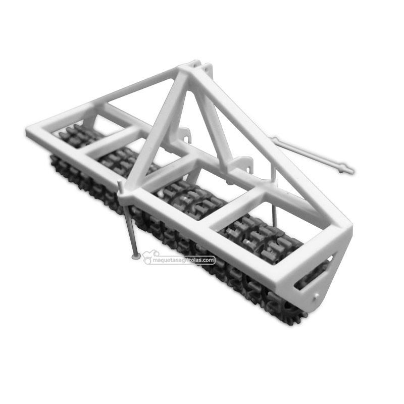 Kit rodillo con chasis 3m - Miniaturas 1:32 para montar- Artisan 0141