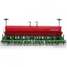Sembradora de cereal Nodet Gougis GC a escala 1:32 de Replicagri Ref: REP012 frente
