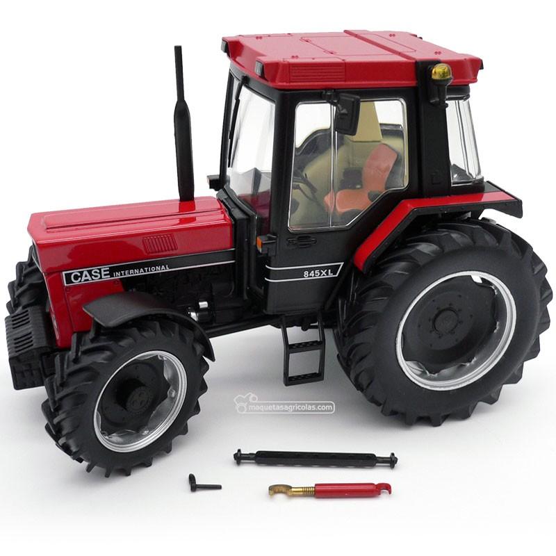 Reproducción a escala 1:32 del tractor Case IH 845XL del fabricante Replicagri Ref: REP 129