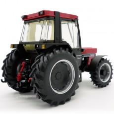 Reproducción a escala 1:32 del tractor Case IH 845XL del fabricante Replicagri Ref: REP 129 perfil posterior derecho