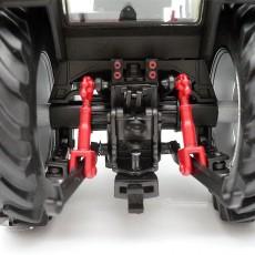 Reproducción a escala 1:32 del tractor Case IH 845XL del fabricante Replicagri Ref: REP 129 detalle tripuntal