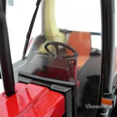 Reproducción a escala 1:32 del tractor Case IH 845XL del fabricante Replicagri Ref: REP 129 detalle cabina