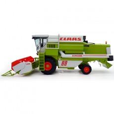 Cosechadora cereal CLAAS 88S - Miniatura 1:32 -  Replicagri REP169 lateral izquierdo