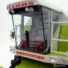 Cosechadora cereal CLAAS 88S - Miniatura 1:32 -  Replicagri REP169 detalle cabina