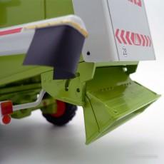 Cosechadora cereal CLAAS 88S - Miniatura 1:32 -  Replicagri REP169 expulsor de paja 2