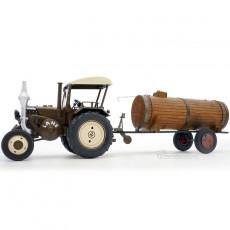 Tractor Lanz Bulldog con techo y cuba de estiércol - Miniatura 1:32 - Schuco 450769900