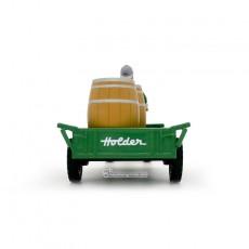 Motocultor con carro y conductor - *Ed. limitada - Miniatura 1:32 - Schuco 89520 posteior