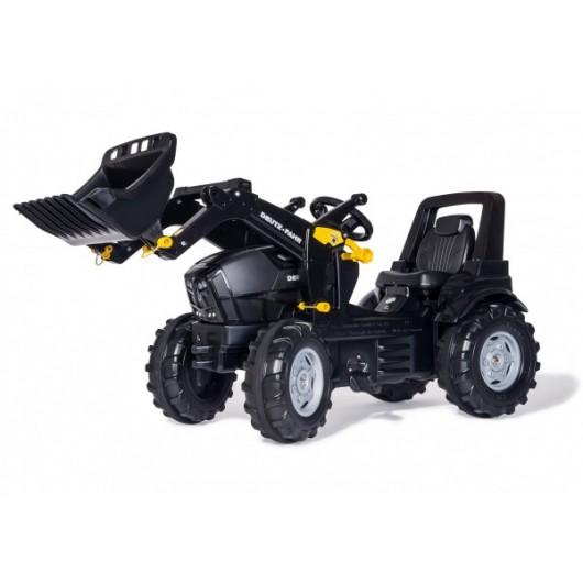 Tractor de Pedales Deutz Agrotron 7250 TTV WARRIOR rollyFarmtrac - Juguete - Rolly Toys 710348
