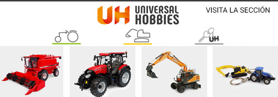 Ver productos de Universal Hobbies